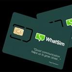 WhatsApp için İnternetsiz WhatSim Geliyor