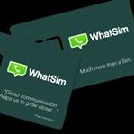 Whatsapp SIM Kart Çıkardı