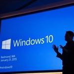 Windows 10 Bomba Gibi Geliyor!!!