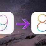 3 Adımda iOS 9'dan iOS 8'e Dönüş! (Kesin Çözüm)