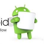 Android 6.0 Marshmallow Nexus için Yayınlandı!