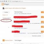 Blogger'da Silinen Blog Nasıl Geri Alınır?
