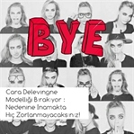 Cara Delevingne Neden Modelliği Bırakıyor: