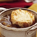 Fransız Usulü Soğan Çorbası Tarifi