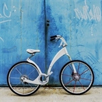 Gi FlyBike Katlanabilen Elektrikli Bisiklet