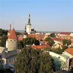 Kırmızı çatılar, ortaçağ esintisi şehri: Tallinn