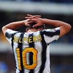 Juventus'un efsanesi! Alessandro Del Piero