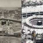 Kâbe; Öncesi ve Sonrası: 128 Yıllık Büyüme