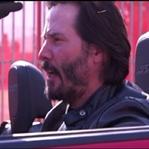 Keanu Reeves kamu spotunda oynarsa
