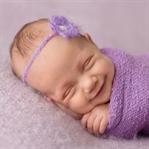 Melek Gibi Gülümseyen Bebekler