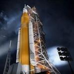NASA Ürettiği En Güçlü Roket ile Mars'a İnsanlı Gö
