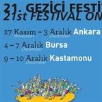 21.Gezici Festival Başlıyor!