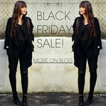 BLACK FRIDAY BLACK OUTFIT