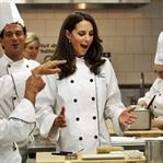 Cambridge Düşesi Mutfağınıza Geliyor
