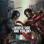 Captain America: Civil War Filmi Tanıtımı