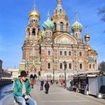 Auferstehungkirche in St. Petersburg