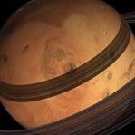 Gelecekte Mars'ın da Satürn Gibi Halkası Olabilir