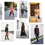 HOW TO WEAR LEATHER JOGPANTS - MY OUTFITS