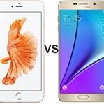 iPhone 6S Plus – Galaxy Note 5 Karşılaştırması