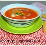 Kolay Domates Çorbası Tarifi 30 Dakikada Hazır