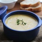 Körili Mercimekli Tatlı Patates Çorbası