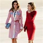 Kraliçe Raina ve Letizia'ın Modern ve Şık Stilleri