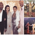 KRIS JENNER'S GREAT GATSBY BIRTHDAY PARTY