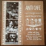 Sadece Zamana Para Ödediğiniz Mekan Anti Cafe