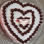 Sevgiliye Özel Pasta, Hem de Çok Lezzetli