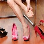 Topuklu Ayakkabının Ayağı Acıtmaması İçin