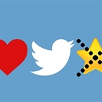 Twitter'a Like Tuşu Eklendi