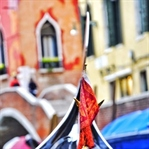 Venedik ve Gondol