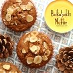 Balkabaklı Muffin (10 Dakikada Fırında)