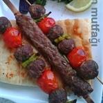Çöp Şite Köfte ve Adana Kebabı