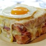 Croque Madame; Klasik Kahvaltıdan Sıkılanlar İçin