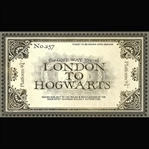 Einladung zur Weihnachtsparty auf Hogwarts