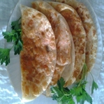 El Açması Patatesli Börek