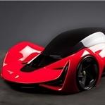 Ferrari 2040 Yılında Böyle Görünecek