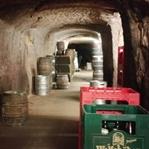 Gehen die Franken zum Trinken in den Keller?