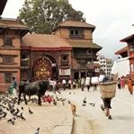 Globalliğe Direnen Kaotik Güzel: Katmandu