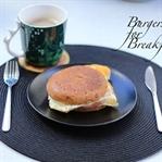 Kahvaltılık Burger Tarifi