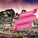 Kapadokya'da Mutlaka Görmeniz Gereken 10 Kaya Otel