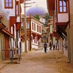 Osmanlı Mirası Tarihi Eskişehir Odunpazarı Evleri