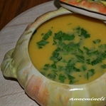 Bal Kabağı Çorbası