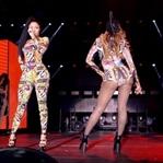 Beyonce ve Nicki Minaj İşbirliği