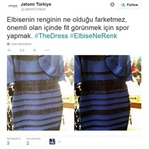 Elbisenin Rengi Twitter'da Markalara Yaradı