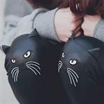 Kedilerin İlham Olduğu Gülümseten Tasarımlar