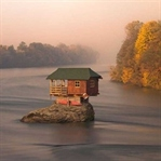 """""""Küçük yaşamak"""" için 25 harika ev"""
