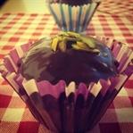 Nutella'lı Muffin Kek