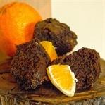 Portakallı- Çikolatalı kek